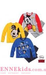 Детские пижамы оригинал Disney Германия