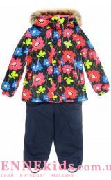 Lenne ROBERTA 17320 AU/6220комплект для девочки (малиновые цветы)