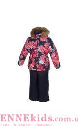 Комплект Huppa Classic WONDER 41950030-71586 коралловые цветы