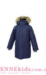Куртка-парка Huppa (Хуппа)  Fashion  Vesper 17480030-70086 синяя