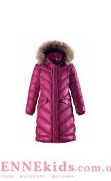 Reima Satu 531352-4960 пальто-пуховик зима 2019 (вишневое)