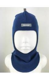 "Демисезонный шлем Beezy 1511/9  ""балаклава"" (синий)"