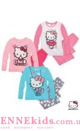 Детские пижамы Hello Kitty оригинал Disney Германия