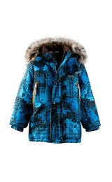 Lenne CITY 17336/6333 куртка для мальчика зима 2017-2018 (бирюза)
