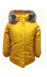 Парка зимняя Lenne MARION 18329/109 (желтая)