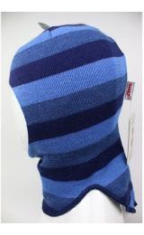 Зимний шлем Beezy (Бизи) 1405/51 балаклава (синяя полоска)