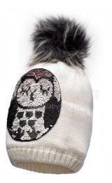 Lenne GIA 19393A/001 шапка зимняя для девочки