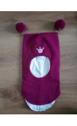 """Шлем Beezy (Бизи) 1530/3 """"принцесса"""" (ягодный)"""
