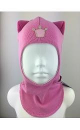 """Шлем Beezy (Бизи) 1750/2 """"кошка"""" (розовый)"""