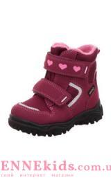 SUPERFIT ботинки зима 2019-2020 HUSKY (темно-розовые)