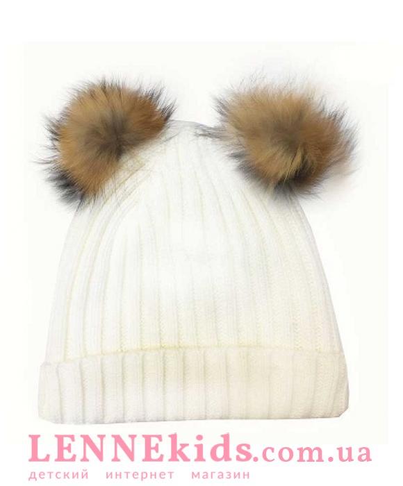 df89f2e59e43 Lenne REEDA 18389A/100 шапка зимняя для девочки